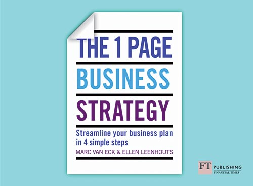 Page Strategy The-1-page-business-strategy