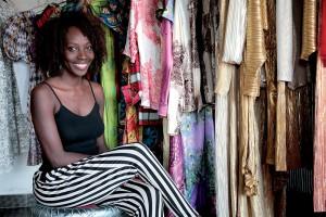 Adama Ndiaye, Founder of Dakar Fashion Week, Senegal