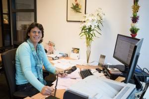 Doesjka Van Haaster-Hoveling, financial director