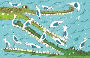 Illustration by Natalie Andrewson, Charlotte, USA