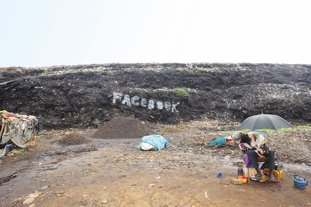 Facebook 2008, Bamako, Mali. Photos are courtesy of the artist, Filippo Minelli.