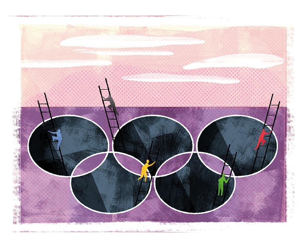 Illustration by John Joven, Bogota, Colombia