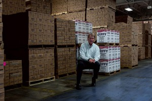 Jack Kennedy, Vice President & General Manager, Jiffy