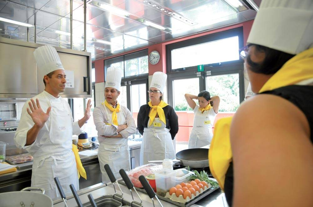 The Chef at KKIEN introduces activities and goals of the CTB program