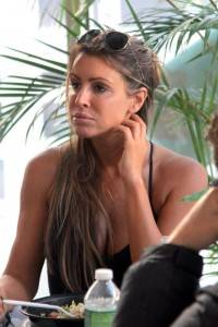 Rachel Uchitel, one of the alleged mistresses in the Tiger Woods scandal